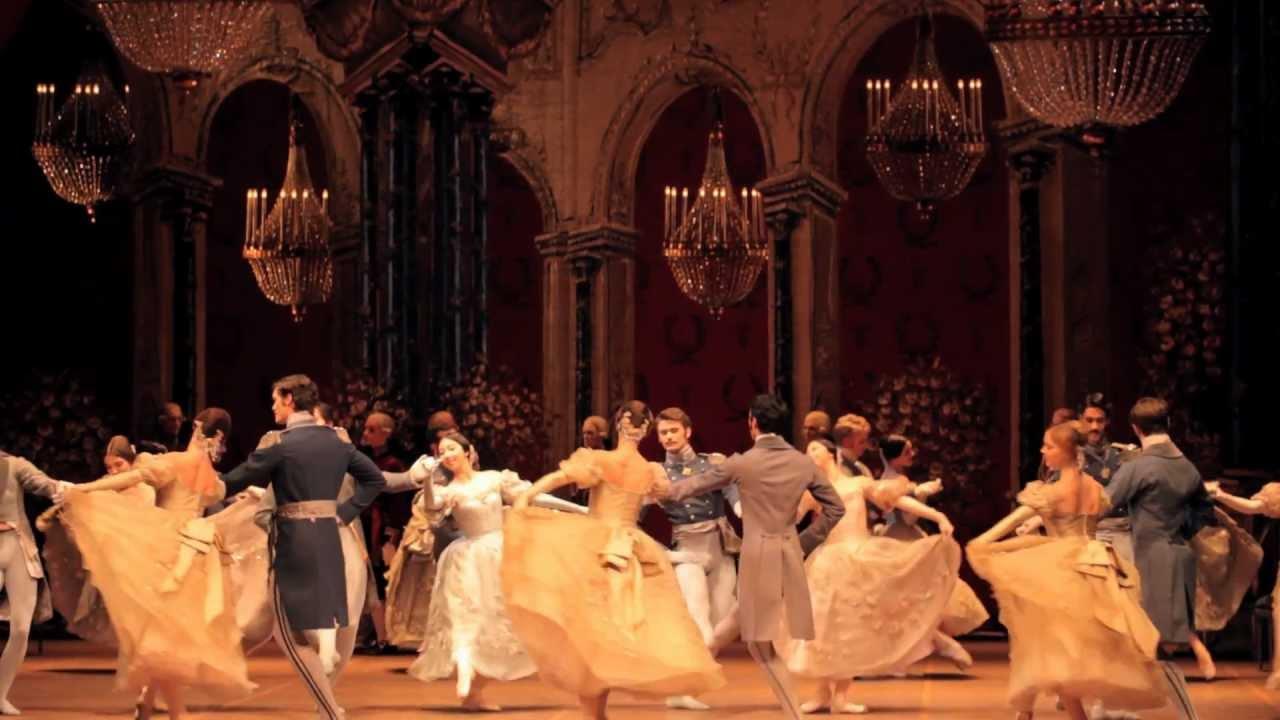 Onegin - Ballett von John Cranko - YouTube