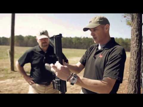 HK 416 with Larry Vickers on Tac Tv