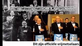 leeuwenhand duivelshand *  puppet Jan Vlug en de duistere symboliek