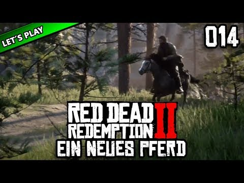 RED DEAD REDEMPTION 2 [Let's Play] #014 🤠 EIN NEUES PFERD | Gameplay Deutsch/German