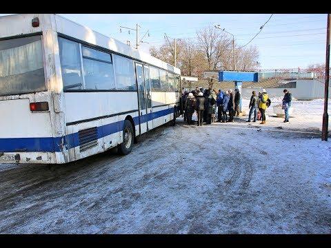 Автобусный коллапс в Красном Сулине