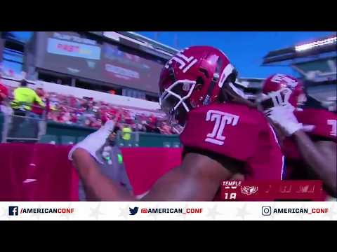 2019 Football Highlights - #23 Memphis At Temple