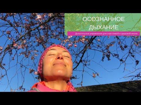 7 упражнение: Осознанное дыхание