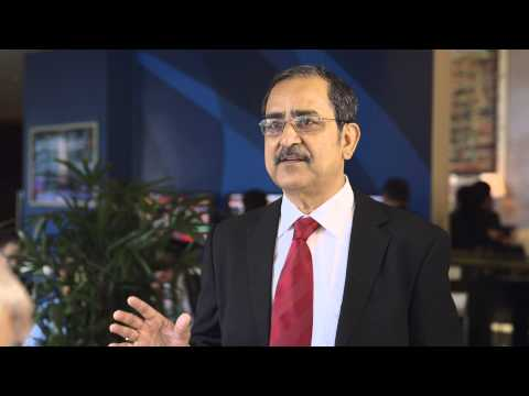 Former Indian Ministry of Finance Official Dr. Ashok Lahiri