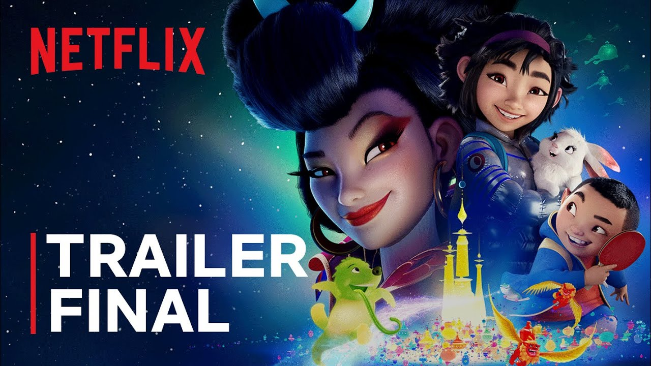 A CAMINHO DA LUA | Trailer oficial 2 | Netflix