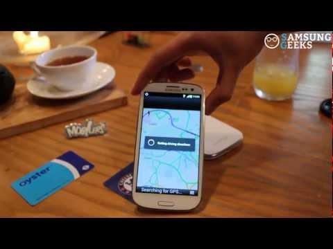 [Galaxy S3] NFC ReTAG