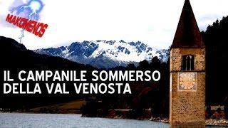 Il campanile sommerso della Val Venosta