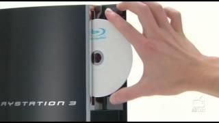 Playstation 3 - Wall-E BluRay (NL) (2008) TV Spot