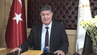 Ayvacık Çanakkale Belediye Başkanı Mehmet Ünal Şahin 17 Ocak 2016 - Ekopazar