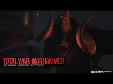 Total War: WARHAMMER - Cinematic Trailer