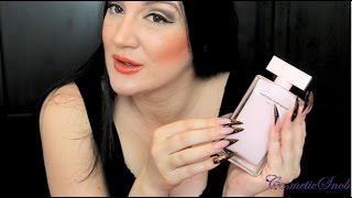 Narciso Rodriguez For Her EDP Review ASMR | CosmeticSnob