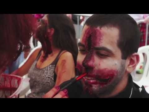 Sitges 2016: Making of Saturday 8th