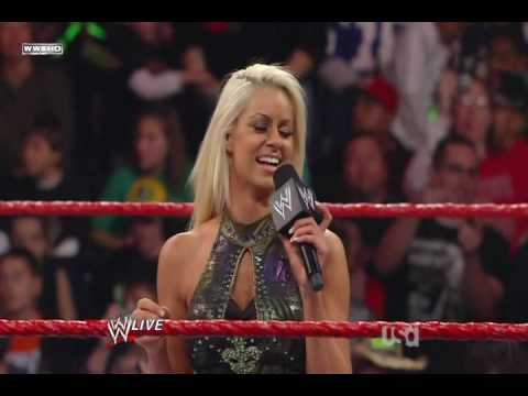 (HQ+Link) Maryse Vs. Eve Torres -Semifinal Divas