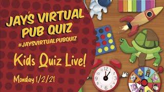 Jay's Virtual Quiz Live! Children's Edition 4