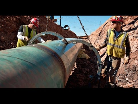 Senate Rejects Keystone XL Pipeline