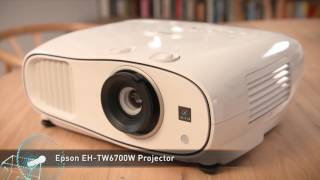 The Epson EH-TW8300 and EH-TW6700W Projectors. Reviewed by Cybershack's Anthony Slater