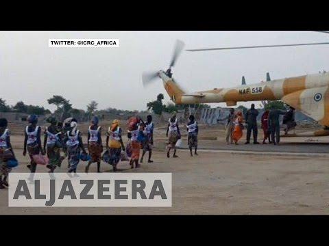 Nigeria: 82 Chibok girls freed by Boko Haram thumbnail