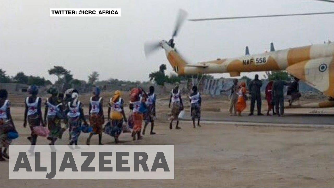 Download Nigeria: 82 Chibok girls freed by Boko Haram