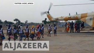 Nigeria: 82 Chibok girls freed by Boko Haram
