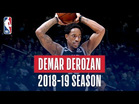 demar-derozan's-best-plays-from-the-2018-19-nba-regular-season