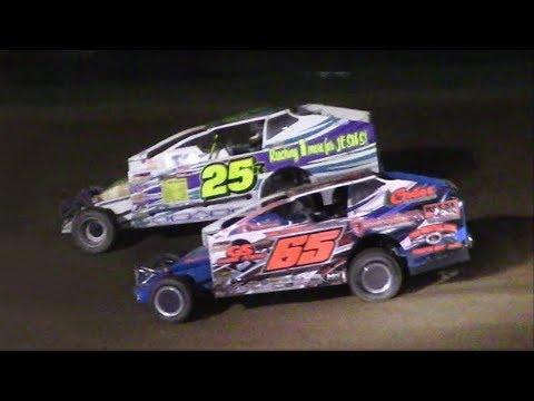 BRP Big Block Modified Feature | McKean County Raceway | 8-16-17