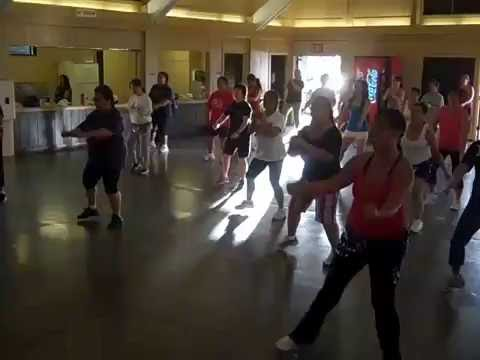 ZUMBA Beautiful (by Akon)  - Move It Kauai Style