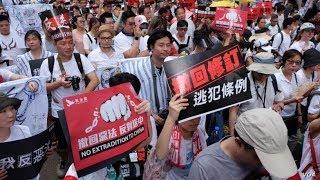 """6/11 时事大家谈 主话题:""""反送中""""全球开花,百万港人向北京说不"""
