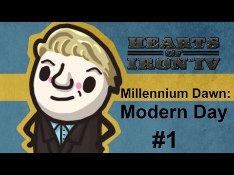 HoI4 - Modern Day Mod - Kingdom of Sweden - Part 1