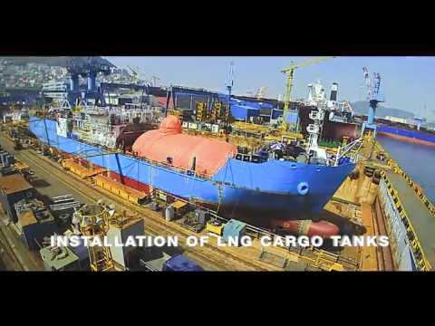 Innovating with the first LNG Bunkering Vessel in the world