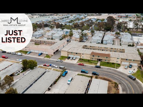 58 Unit Multifamily Building For Sale In Port Hueneme by Jared Levine of JML Real Estate Group