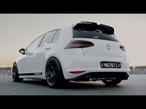 Volkswagen Golf Gti And R Mk7 5 Xforce Performance Exhaust System Youtube
