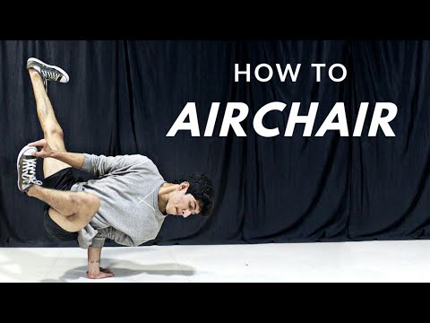 Air Chair Freeze | Tutorial
