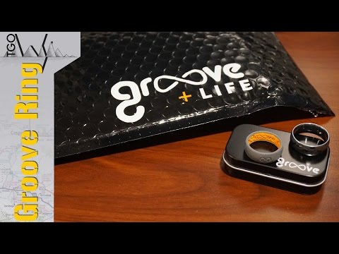 Groove Ring - Silicone ring for the active...