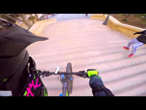 The video clip of all Cingiz Mustafayev's bike trips in 2014. --