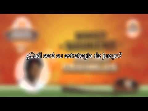 Entrevista Manager Naranjeros Delino Deshields