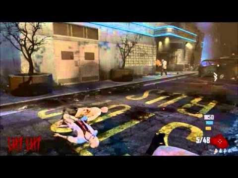 Black ops 2: zombie dans survie depot