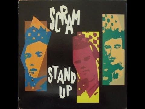Scram - Stand Up (1987) Full LP