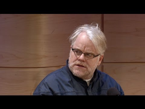 A Chat With Philip Seymour Hoffman In 2012