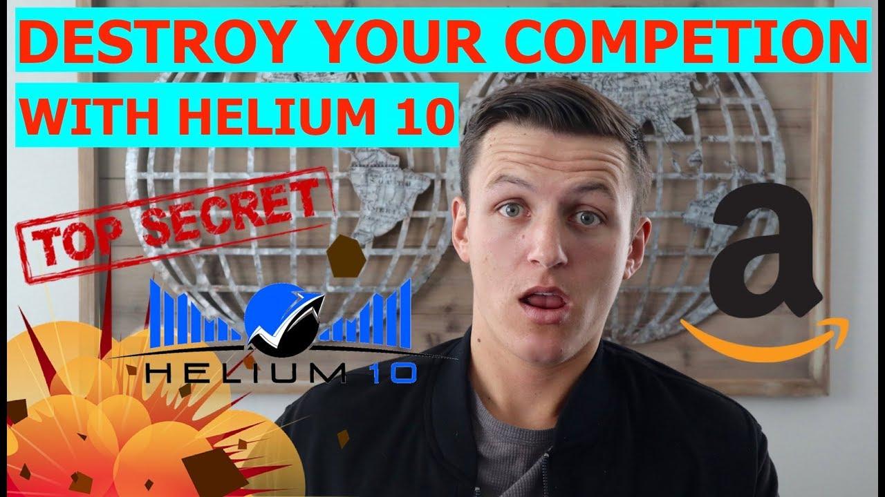 cerebro helium 10