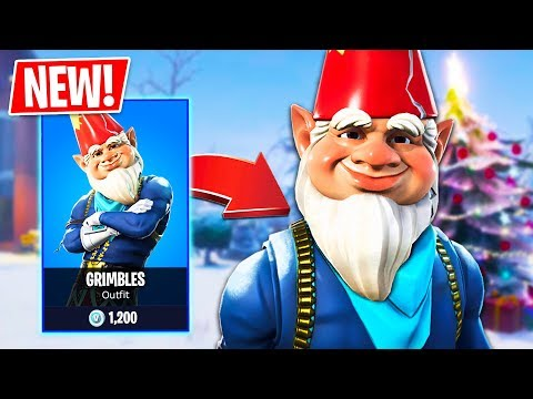 *NEW* GNOME SKIN + KEYBOARD CAM!! // Pro Fortnite Player // 1750 Wins // Fortnite Live Gameplay