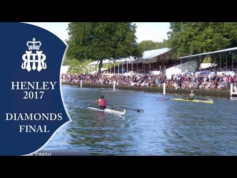 Diamonds Final - Graves v Dunham   Henley 2017