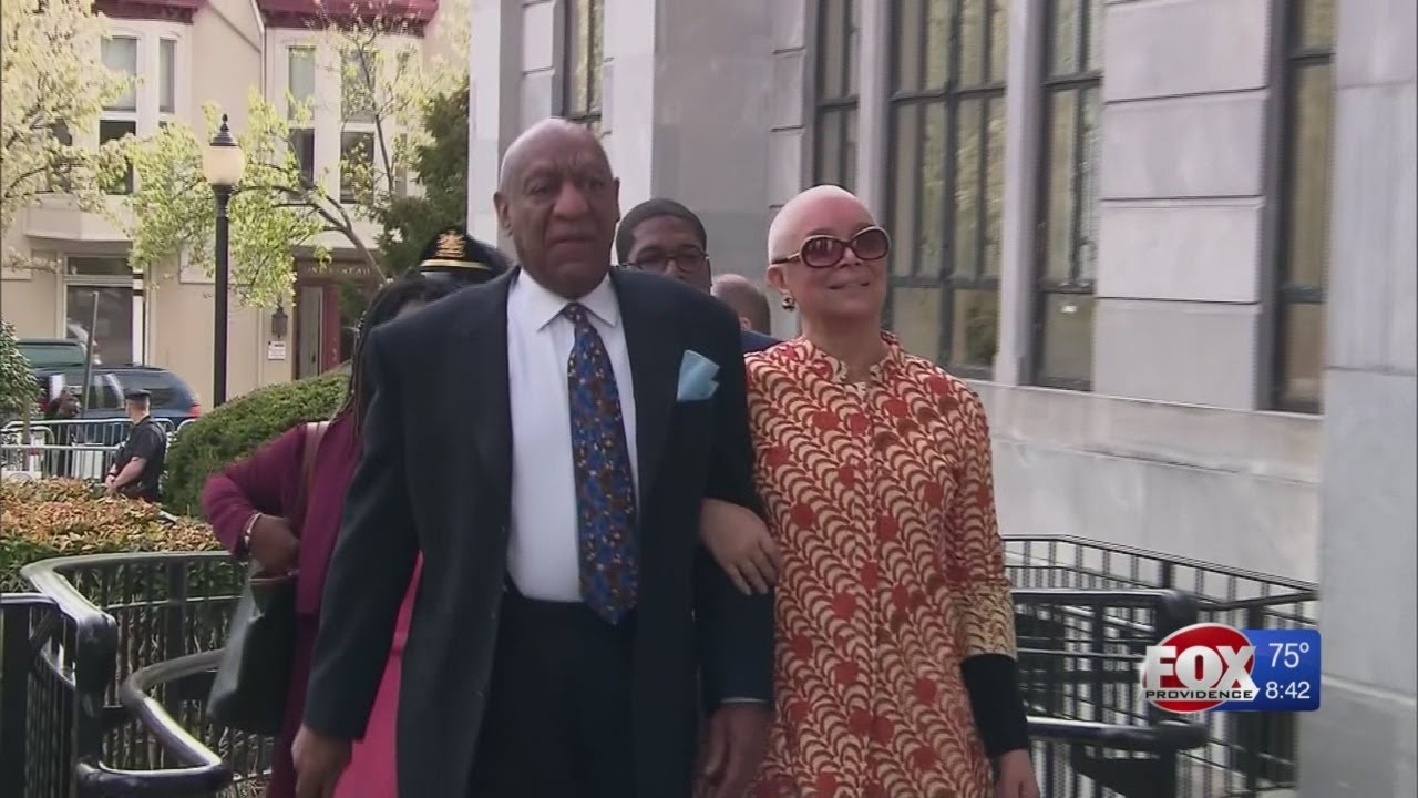 Bill Cosby's wife wants ethics board to investigate judge