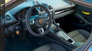 2019 Porsche 718 Cayman T Interior