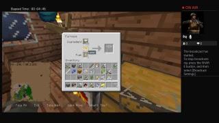 Minecraft Lets play stream #1