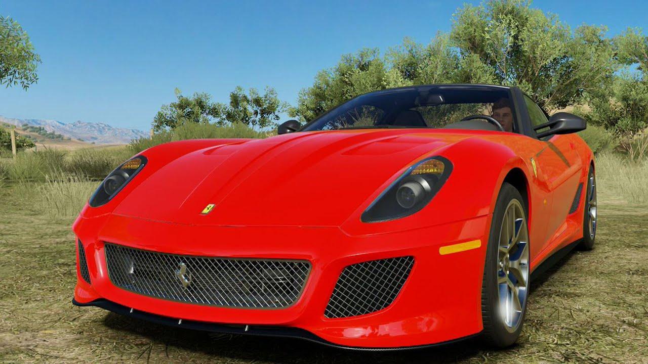 Ferrari 599 gto 2010 forza horizon 3 test drive free roam ferrari 599 gto 2010 forza horizon 3 test drive free roam gameplay hd 1080p60fps vanachro Gallery