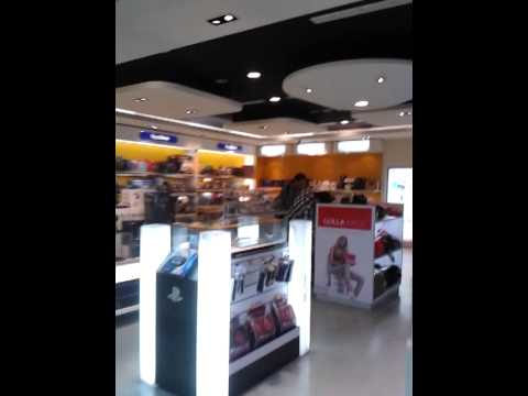 Taiwan duty-free shops