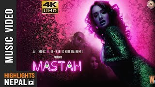 MASTAH || PRIYANKA KARKI | SUDHASHREE ACHARYA | AAPPA CHENGRIZI Official Music Video
