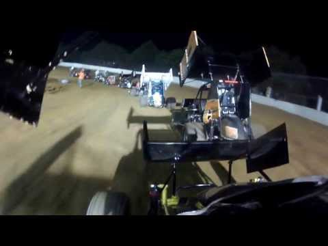 Hill Valley Speedway Feature 6/15/13