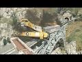 Grand Theft Auto V - PS4® - Train Crash!