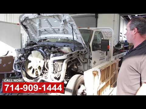 Truck Tailgate Lift Repair in Orange County CA